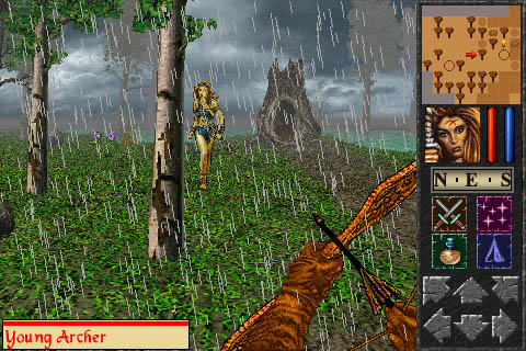 The Quest, Palm OS version